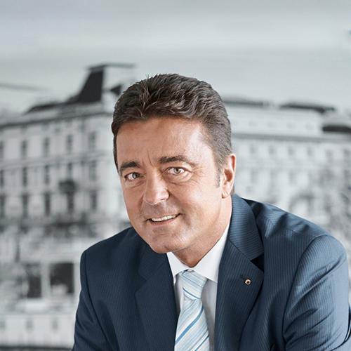 Andreas Ingold CEO Livit, Präsident SVIT Schweiz