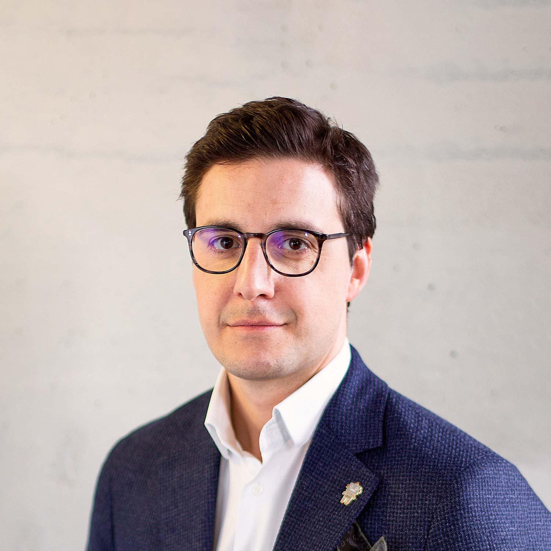Ioannis Martinis Jurist und Kommunikationsverantwortlicher, YLEX