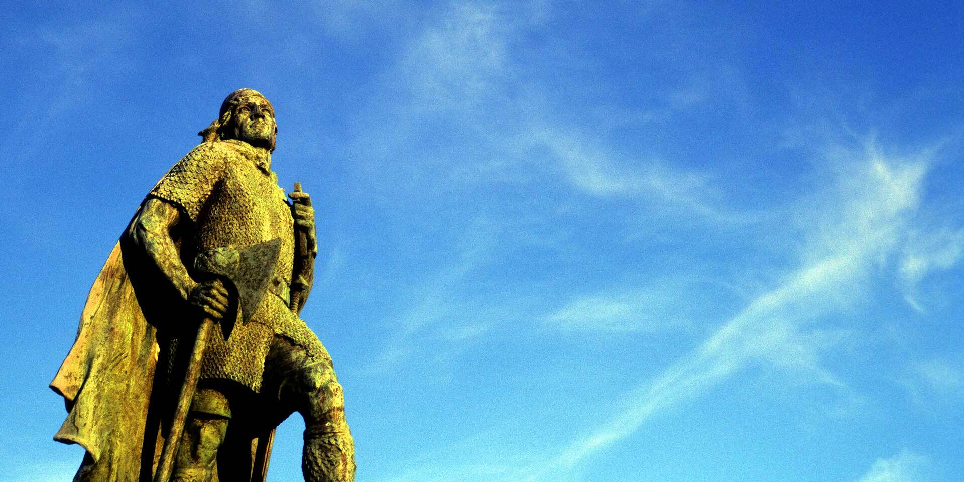 Le Viking Leif Eriksson