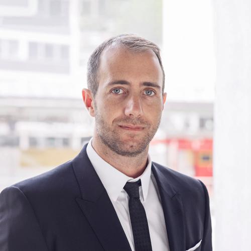 Stefan Lemberger Geschäftsleitung Hugo Steiner AG