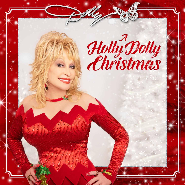 Album A Holly Dolly Christmas