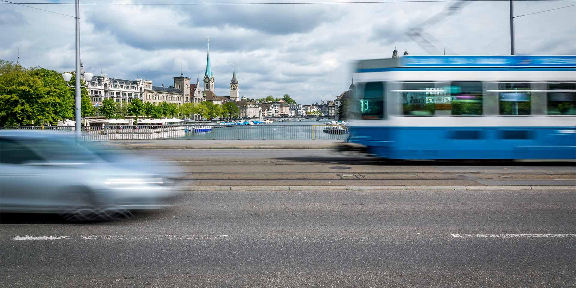 Symbolbild letzte Meile Zürich