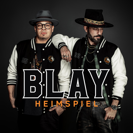 BLAY Cover