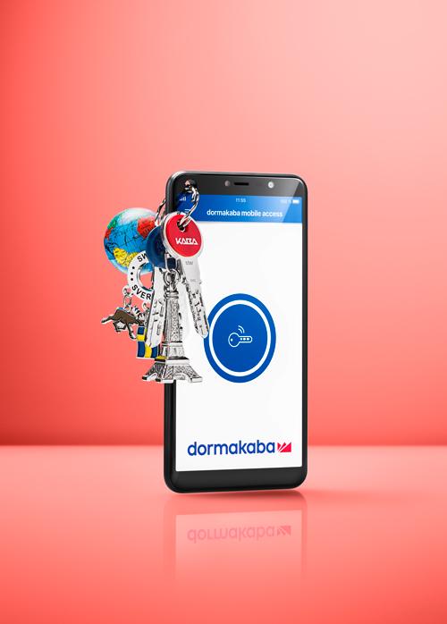 Produktbild dormakaba Mobile Access @home
