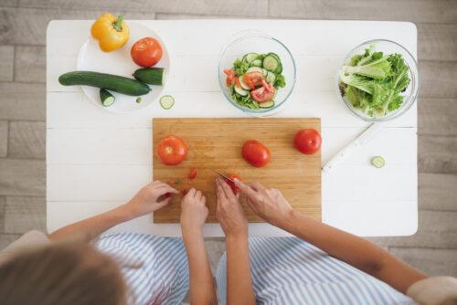 Gesunde Ernährung für den Geist
